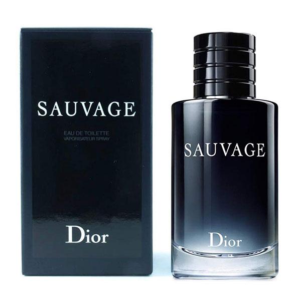 کریستین دیور ساواج ادو تویلت مردانه (Christian Dior Sauvage EDT)، عطری مردانه و بسیار با کیفیت از برند فرانسوی کریستین دیور است.