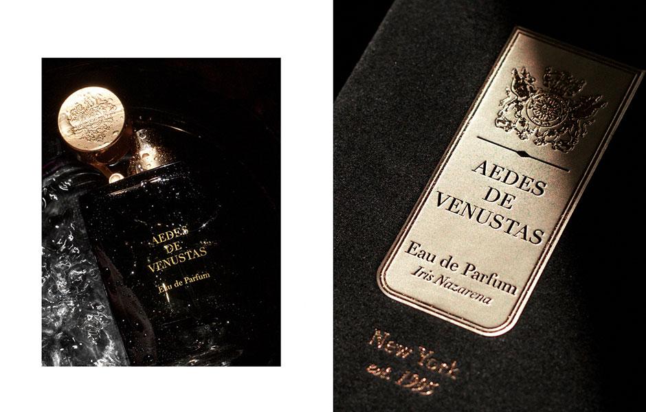 ادس د نوستاس، اولین عطر خود را در سال ۲۰۱۲ ارائه داد و تا سال ۲۰۱۸ توانست ۹ عطر را تولید کند.