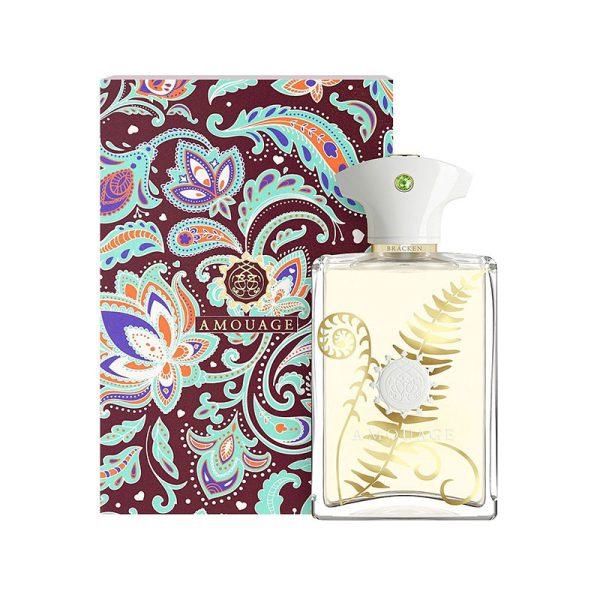 آمواج براکن مردانهدر گروه بویایی معطر سرخس گونه قرار گرفته است.