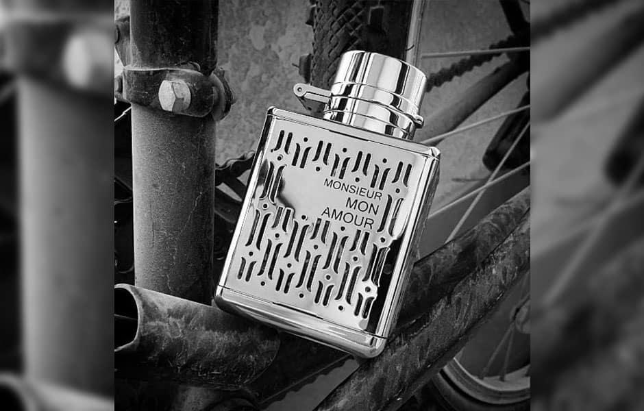 عطر ادکلن عطر ادکلن آتلیه فلو موسیو مون آمور مردانه (Atelier Flou Monsieur mon Amour)، توسط کمپانی آتلیه فلو که یک برند فرانسوی است، تولید شده است.