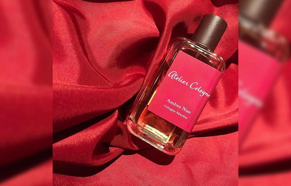 عطر ادکلن آتلیه کلون امبر نو مردانه و زنانه (Atelier cologne Ambre Nue)، یکی از عطرهای آمریکایی پرطرفدار است