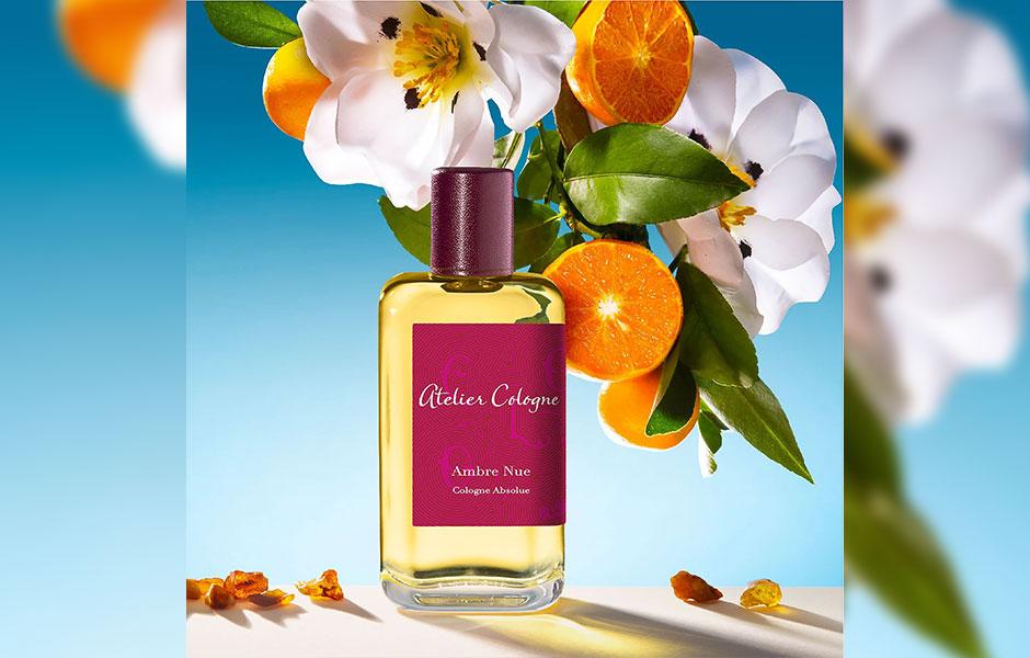 عطر آتلیه کلون امبر نو در گروه بویایی شرقی گلی قرار می گیرد.