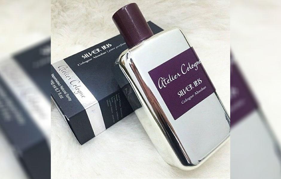 آتلیه کلون Atelier cologne Silver Iris عطری یونیسکس است
