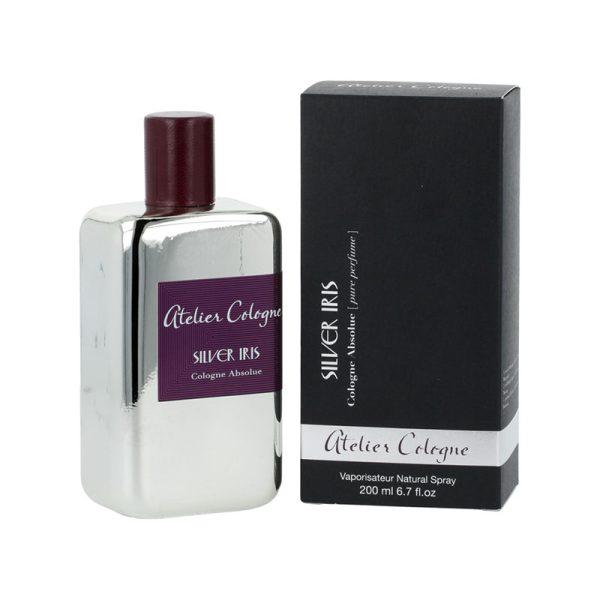 عطر آتلیه کلون سیلور آیریش در گروه بویایی شرقی گلی قرار می گیرد