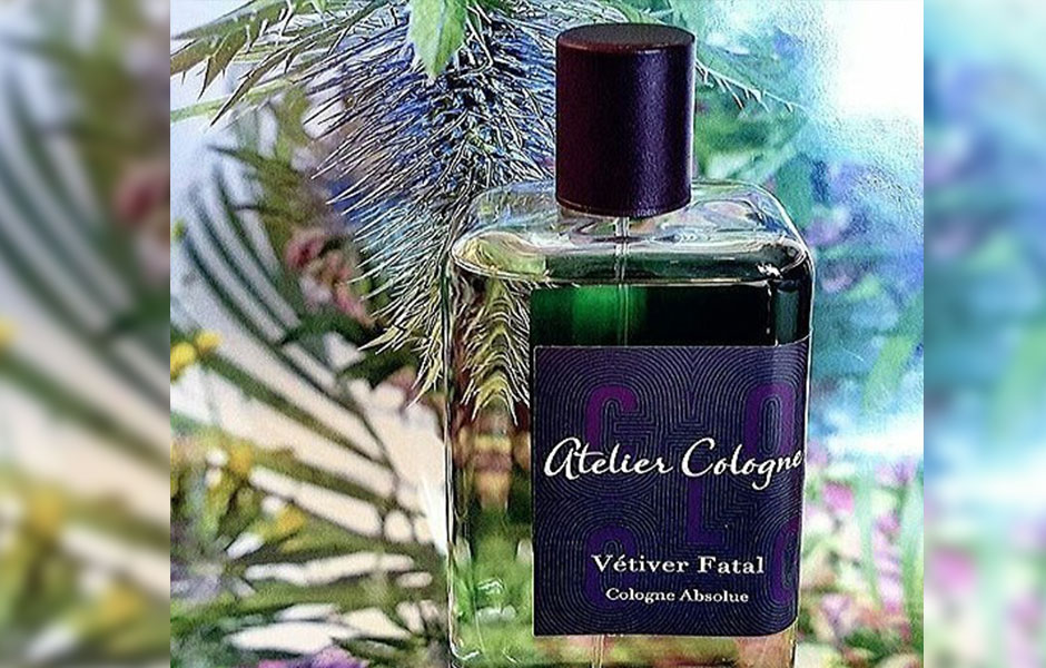 رایحه Atelier cologne Vetiver Fatal برای محیط های اداری و رسمی بسیار شیک و جذاب است