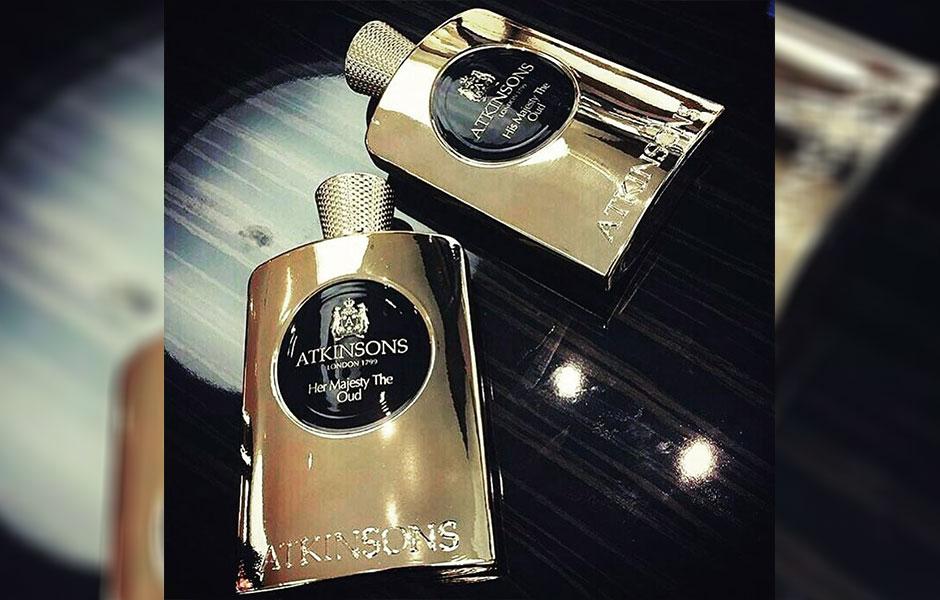عطر ادکلن اتکینسون هر مجستی د عود زنانه (Atkinsons Her Majesty the Oud)، توسط برند انگلیسی اتکینسون و در سال ۲۰۱۶ روانه بازار عطر و ادکلن شد.