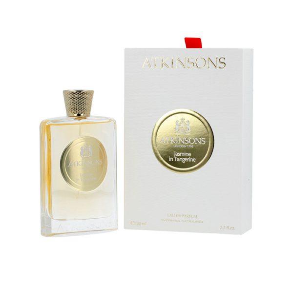 عطر ادکلن اتکینسون جاسمین این تانجرین زنانه (Atkinsons Jasmine In Tangerine)، یکی از جذاب ترین و خاص ترین عطرهای برند انگلیسی اتکینسون است که در سال ۲۰۱۴ معرفی شد.