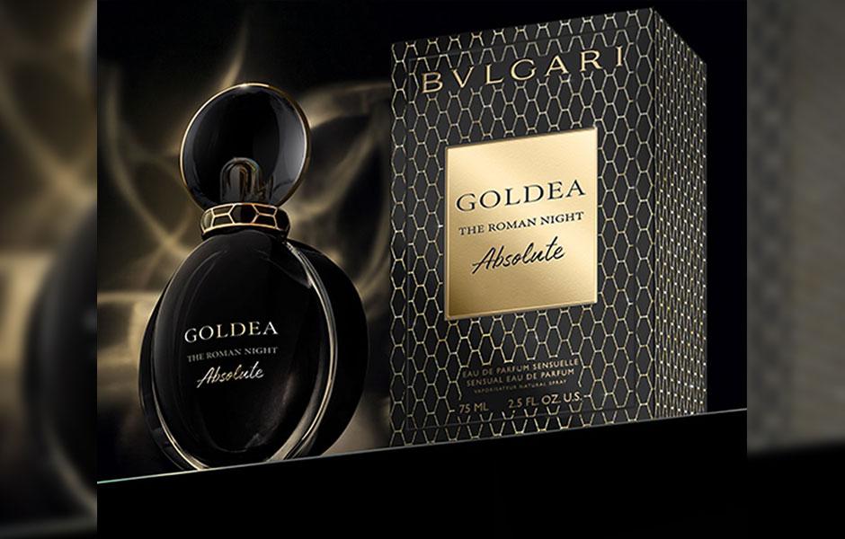 ورژن ابسلوت عطر Bvlgari Goldea The Roman Night Absolute بیشتر متمایل به روایح شیرین و دلفریب است.