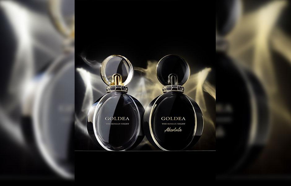 عطر بولگاری گلدیا د رومن نایت زنانه (Bvlgari Goldea The Roman Night)، که به الهه طلا معروف است؛ یک عطر ایتالیایی ساخته کمپانی بولگاری است که از معروف ترین برند های ایتالیا به شمار می آید.