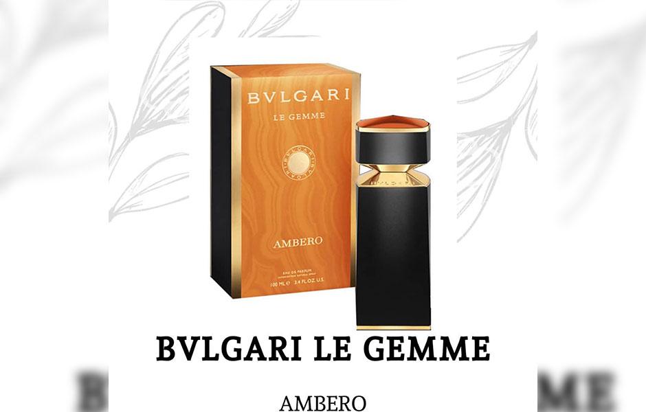 عطر ادکلن بولگاری امبرو مردانه Bvlgari Ambero با طبع گرمی که دارد، برای فصول سرد سال مناسب تر است