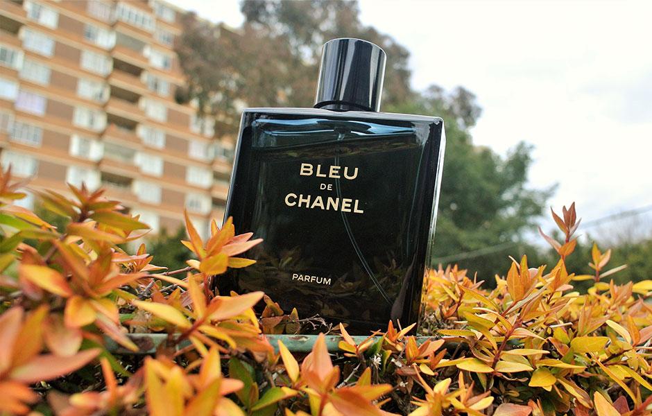 عطر بلو شنل پرفیوم (Bleu De chanel Parfum) پخش بوی متوسطی دارد.