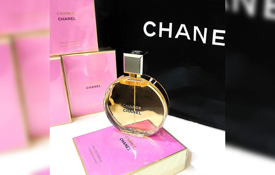 این عطر ادکلن زنانه (شنل چنس ادو پرفیوم Chanel Chance EDP) پخش بوی متوسطی دارد