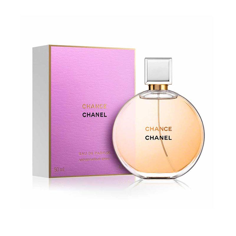 عطر ادکلن شنل چنس ادو پرفیوم زنانه (Chanel Chance EDP)، یکی از معروف ترین و محبوب ترین عطرهای برند فرانسوی شنل است