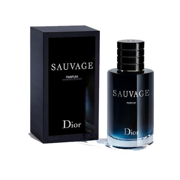 عطر ادکلن کریستین دیور ساواج پرفیوم مردانه (Christian Dior Sauvage Parfum)، از محبوب ترین عطرهای برند فرانسوی کریستین دیور است