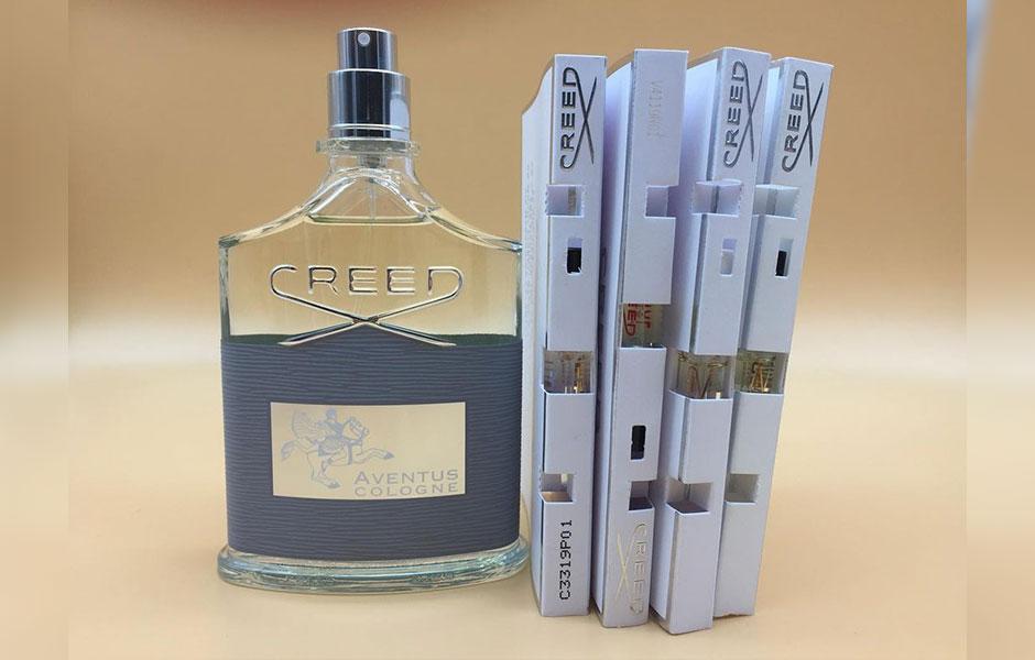 سمپل کرید اونتوس کلون مردانه (Creed Aventus Cologne Sample)، از جمله عطرهای محبوب و پرطرفدار برند فرانسوی کرید است که در سال 2018 تولید شد.