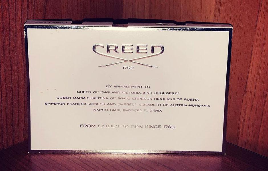 سمپل کرید رویال میفر زنانه و مردانه (Creed Royal Mayfair Sample)، یکی از خاص ترین عطرهای برند فرانسوی کرید است که در سال 2015 تولید شد.