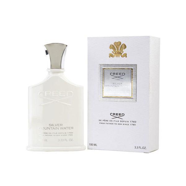 عطر ادکلن کرید سیلور مانتین واتر زنانه و مردانه (Creed Silver Mountain Water)، در سال ۱۹۹۵ توسط برند فرانسوی کرید به بازار معرفی شد.