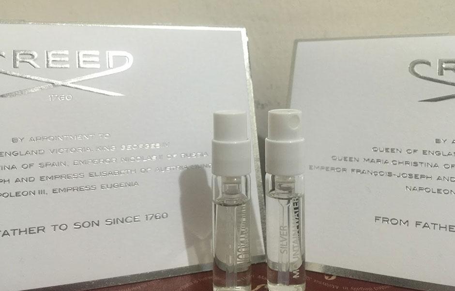 سمپل اورجینال کرید سیلور مانتین واتر زنانه و مردانه (Creed Silver Mountain Water Sample)، در سال ۱۹۹۵ توسط برند فرانسوی کرید به بازار معرفی شد.