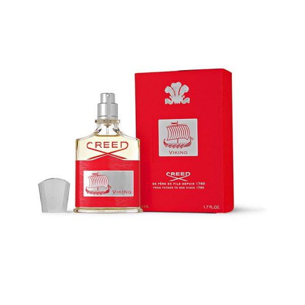 عطر ادکلن کرید وایکینگ مردانه (Creed Viking)، یکی از عطر های معروف و پرطرفدار برند فرانسوی کرید است که در سال 2017 ساخته و روانه بازار شد.