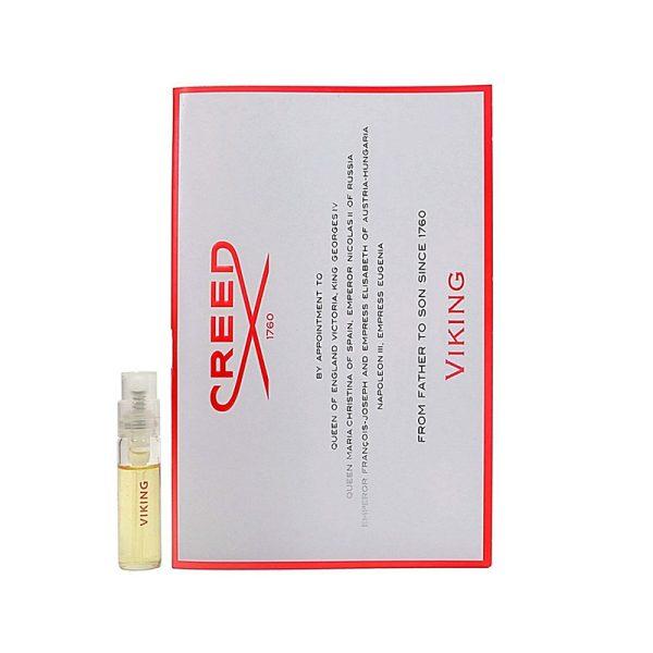 سمپل اورجینال کرید وایکینگ Creed Viking Sampleمردانه (Creed Viking)، یکی از عطر های معروف و پرطرفدار برند فرانسوی کرید است که در سال 2017 ساخته و روانه بازار شد.