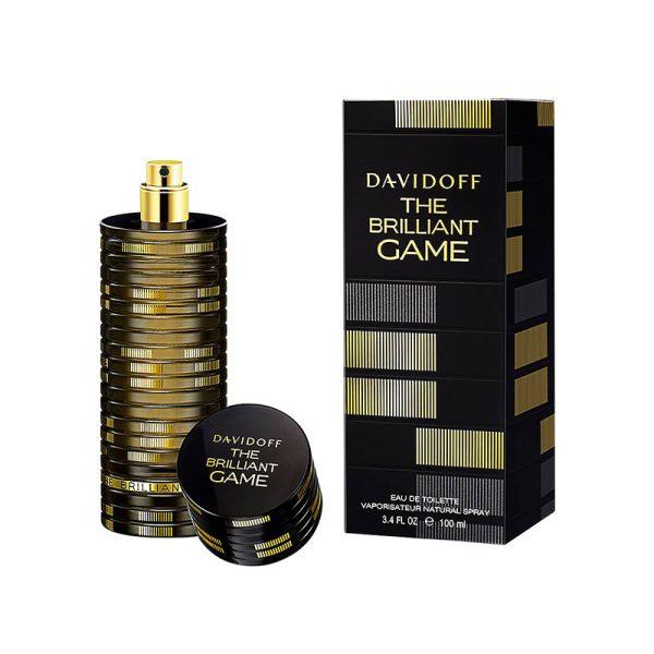 دیویدوف د بریلیانت گیم در گروه بویایی چوبی شرقی طبقهبندی شده است