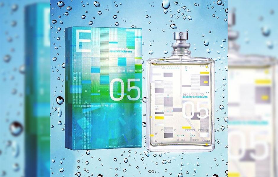 اسنتریک مولکول اسنتریک ۰۵، عطر بسیار خوبی برای روزها و برای زمان ورزش است.
