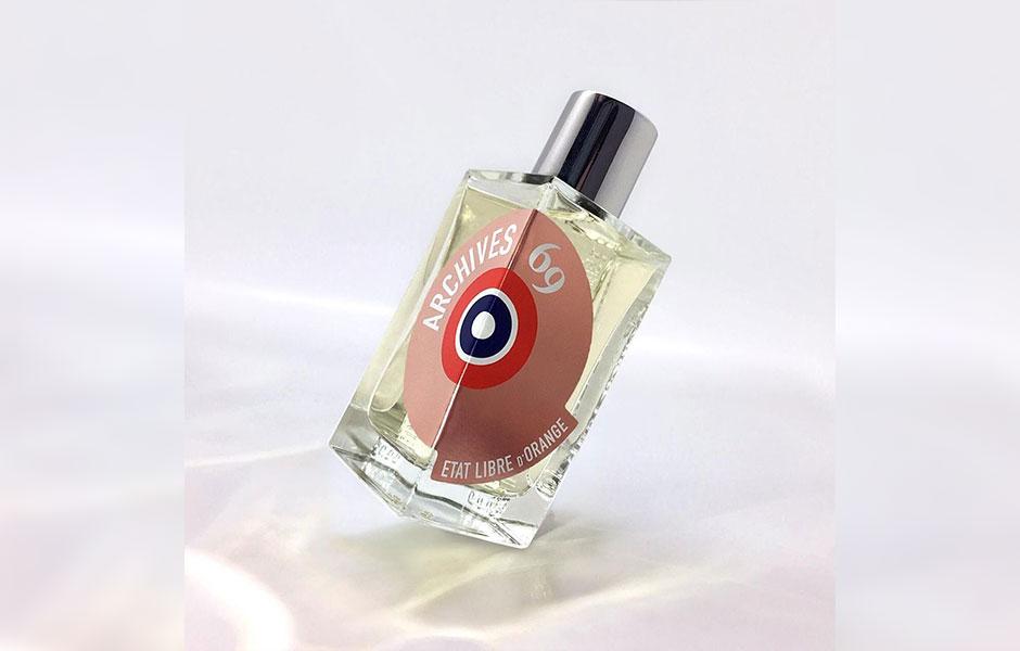 آرشیو ۶۹ (Etat Libre D'Orange Archives 69)، مانند روحی که در برند تجاری خود (ات لیبق دوغانژ) در جریان است، باعث تحریک احساسات می شود
