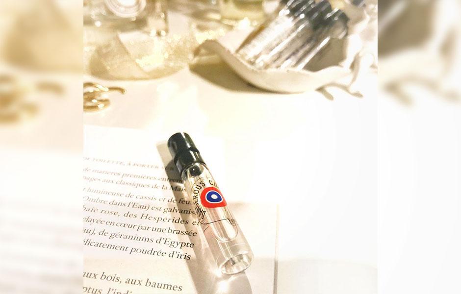 سمپل دنجرس کامپلیسیتی ات لیبق دوقانژ در گروه بویایی معطر (آروماتیک) قرار گرفته است