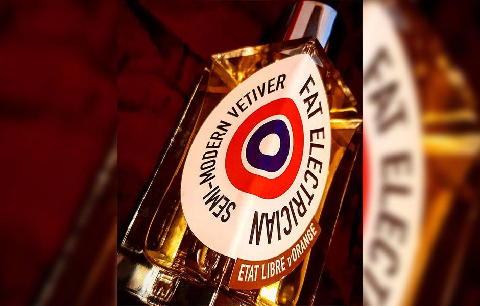 عطر ادکلن ات لیبق دوقانژ فت الکتریشن سمی مدرن وتیور مردانه (Etat Libre D'Orange Fat Electrician Semi modern vetiver)، از بهترین و جذاب ترین عطرهای مردانه برند فرانسوی ات لیبق دوقانژ یا همان اتات لیبره د اورنج است که در سال ۲۰۰۹ روانه بازار عطر و ادکلن شد.