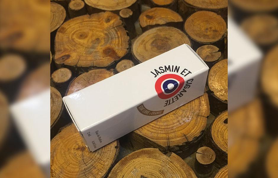 سمپل اورجینال ات لیبق دوقانژ جزمین سیگارت از دورهای از سینمای هالیوود الهام گرفته شده است