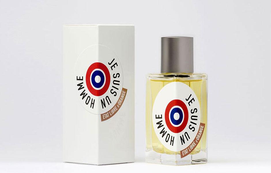 عطر ادکلن ات لیبق دوقانژ ژو سویی اون هوم مردانه (Etat Libre D'Orange Je Suis un Homme)، عطری است که کمپانی فرانسوی ات لیبق دوقانژ در سال ۲۰۰۶ روانه بازار کرد.