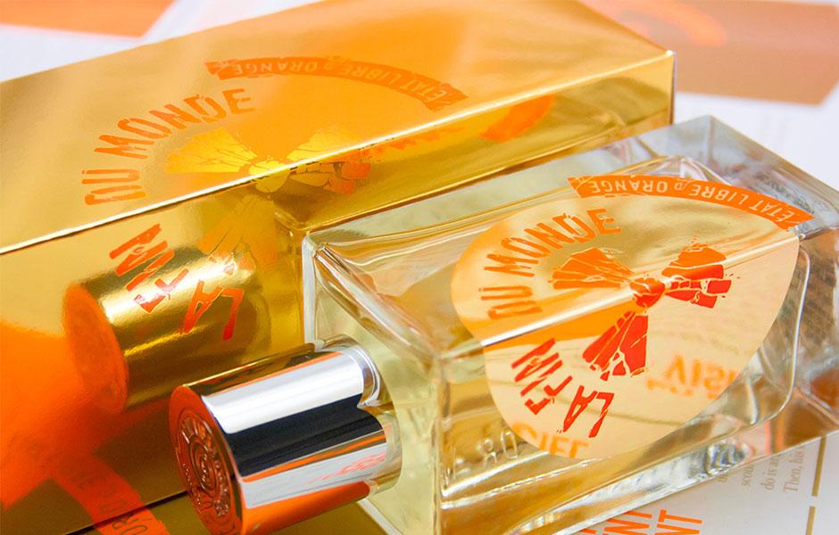 ات لیبق دوقانژ لفن دو موند (Etat Libre D'Orange La Fin Du Monde)، عطری است با طبع گرم و رایحه تلخ.