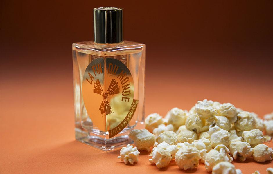 لفن دو موند Etat Libre D'Orange La Fin Du Monde در واقع عطری است برای بهار، پاییز و زمستان.