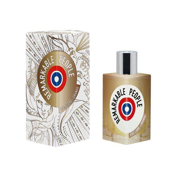 ات لیبق دوقانژ ریمارکبل پیپل، عطری با رایحه تلخ و شیرین است