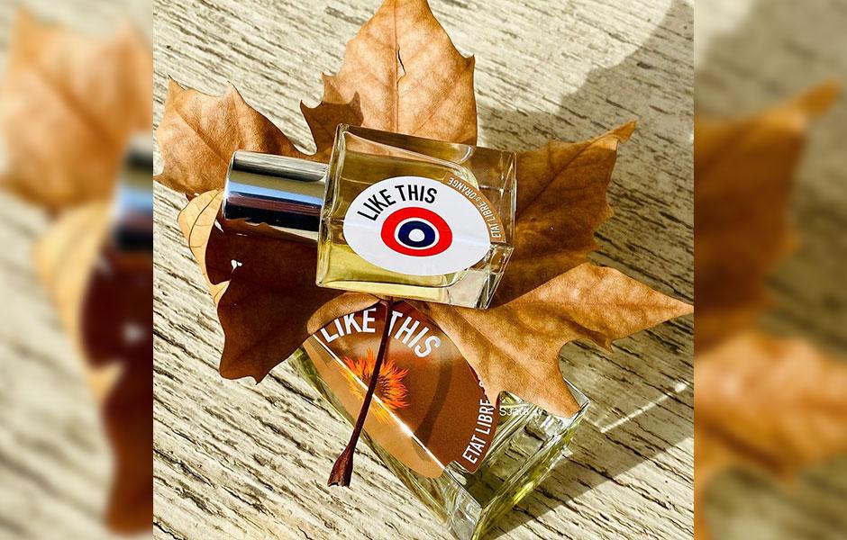 ات لیبق دوقانژ لایک دیس (Etat Libre D'Orange Tilda Swinton Like This)، طبع گرم و رایحه شیرین دارد