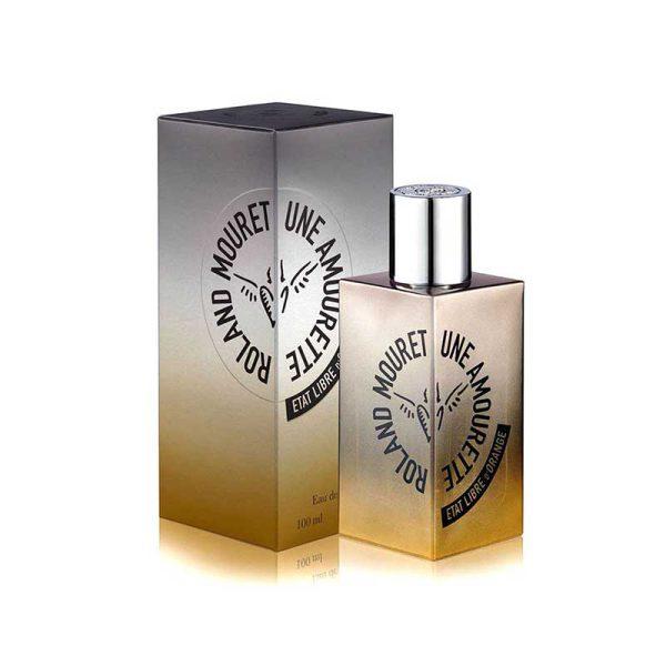 عطر ادکلن ات لیبق دوقانژ اون امورت رولند مورت زنانه و مردانه (Etat Libre D'Orange Une Amourette Roland Mouret)، از بهترین عطرهای برند فرانسوی ات لیبق دوقانژ است که در سال ۲۰۱۷ معرفی شد.