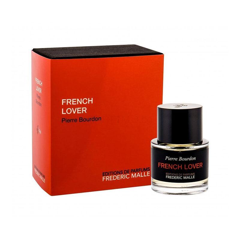 عطر ادکلن فردریک مال فرنچ لاور مردانه (Frederic Malle French Lover)، یکی از معروف ترین و محبوب ترین عطرهای لوکس برند فرانسوی فردریک مال است که در سال ۲۰۰۷ تولید شد.