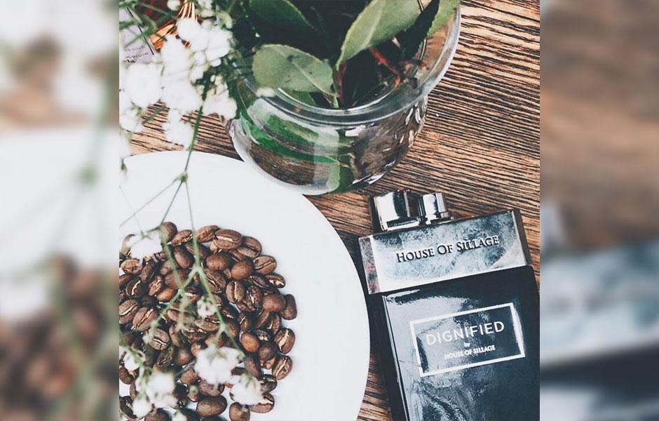 هوس آف سیلیج دیگنیفاید ترکیبی است از زعفران، میخک، عود، خس خس.