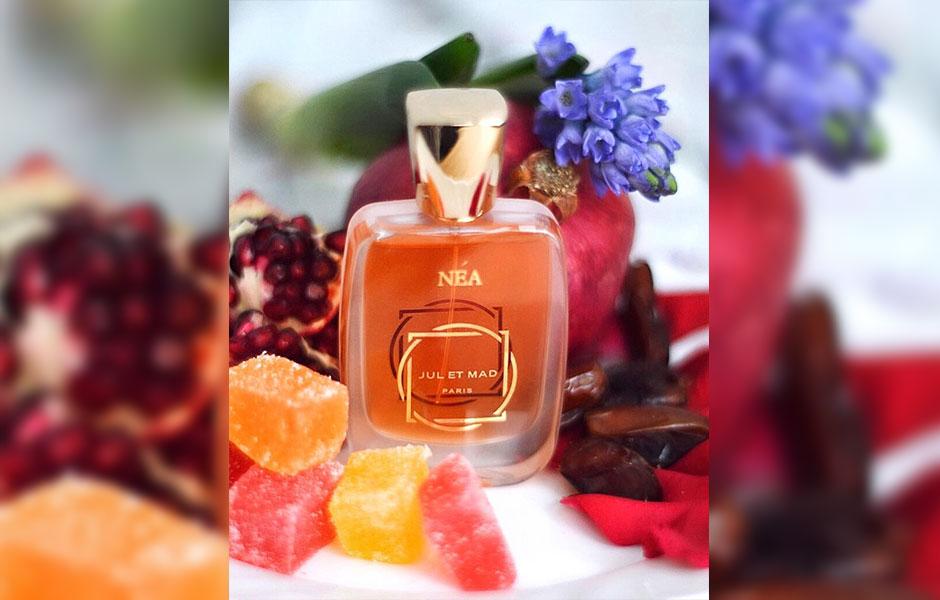 ژول ات مد نیا زنانه (Jul et Mad Paris Nea)، طبع گرمی دارد که آن را برای فصل های پاییز و زمستان، یک عطر جذاب می کند.