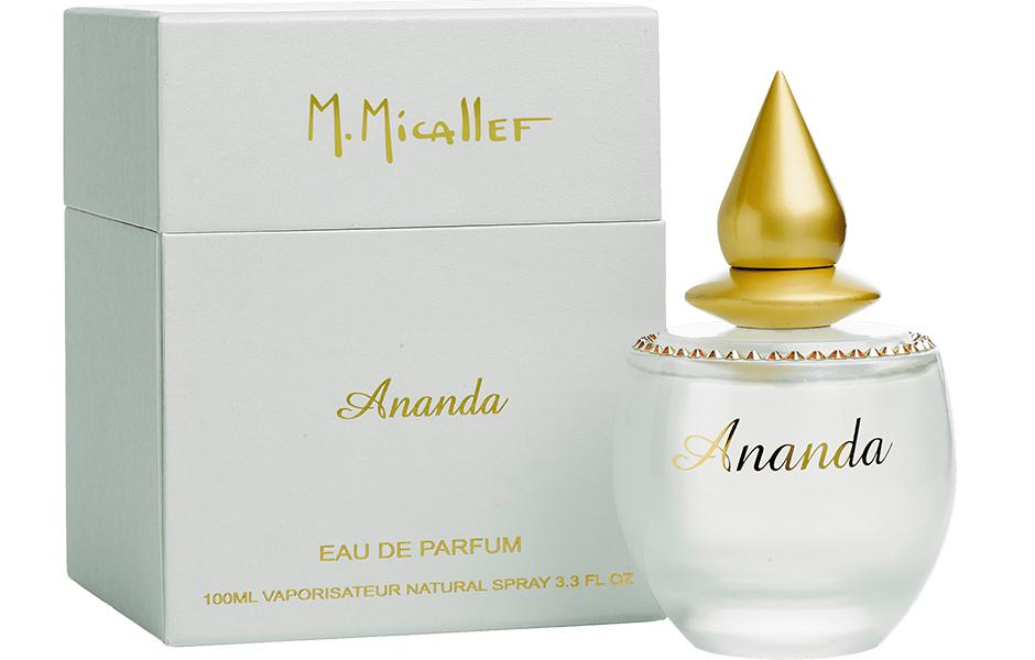 ام میکالیف آناندا (M.Micallef Ananda) در گروه بویایی گلی قرار دارد