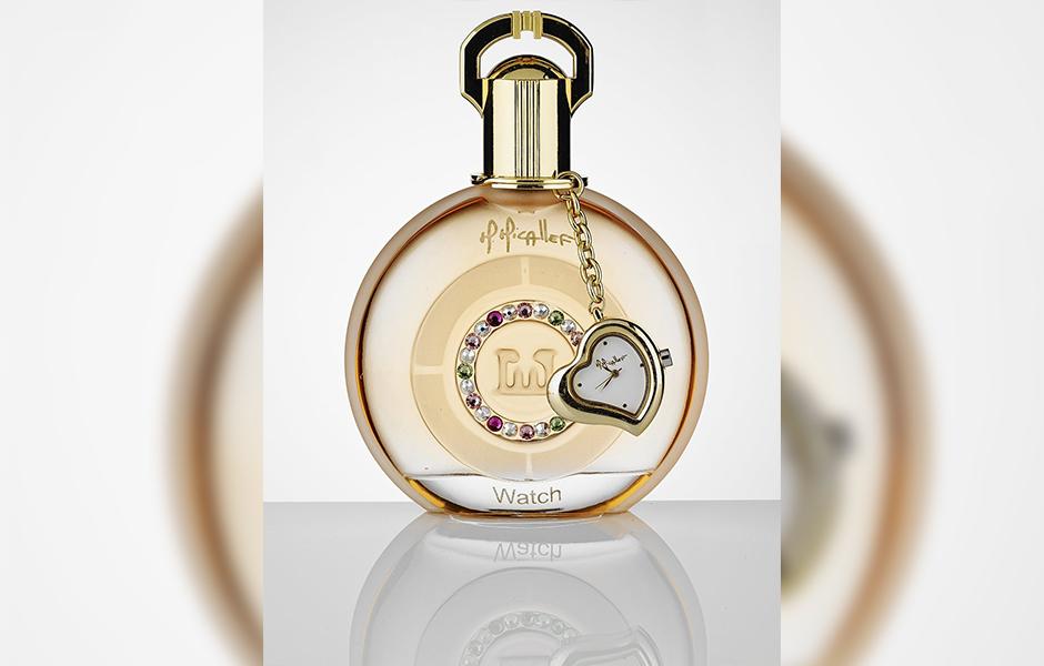 عطر ادکلن واچ (M.Micallef Watch)، اکسیری شگفت انگیز و کمیاب است که در دو حجم 100 و 30 میل ارائه شده است.