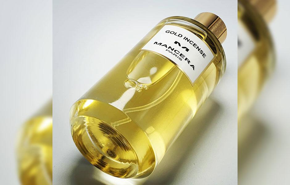 عطر ادکلن مانسرا گلد اینسنس زنانه و مردانه (Mancera Gold Incense)، در سال ۲۰۱۸ توسط برند فرانسوی مانسرا معرفی شد.