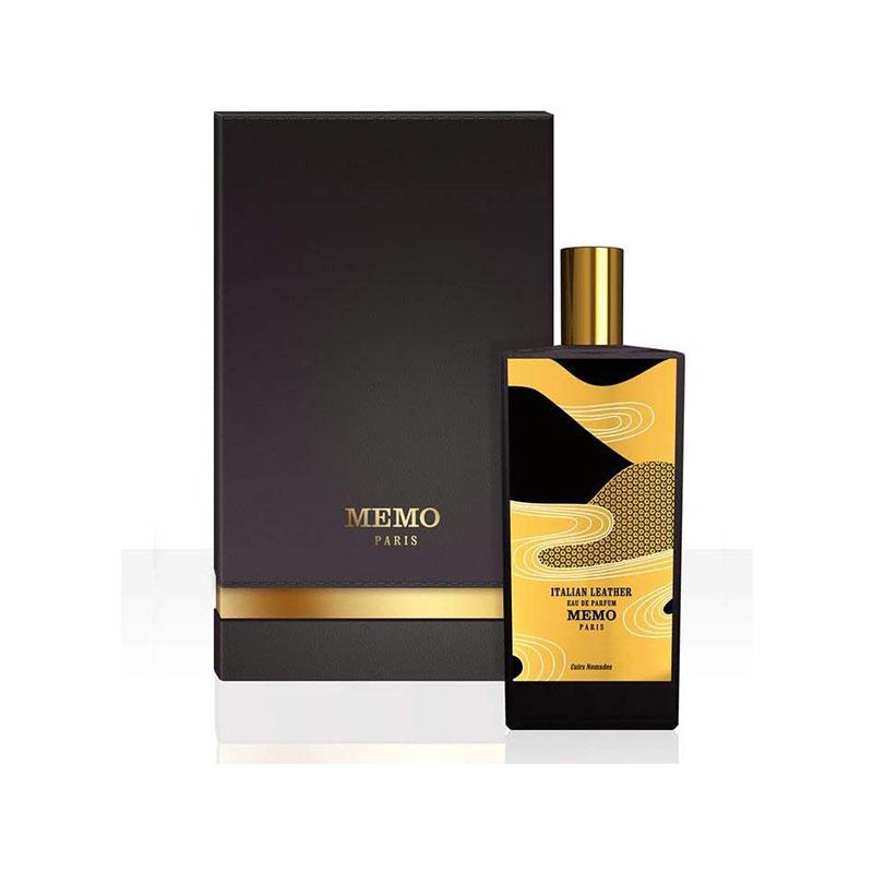 عطر ادکلن ممو ایتالین لدر زنانه و مردانه (Memo Italian Leather)، عطری لوکس از برند فرانسوی ممو پاریس است که در سال 2013 میلادی طراحی و روانه بازار عطر و ادکلن شد.