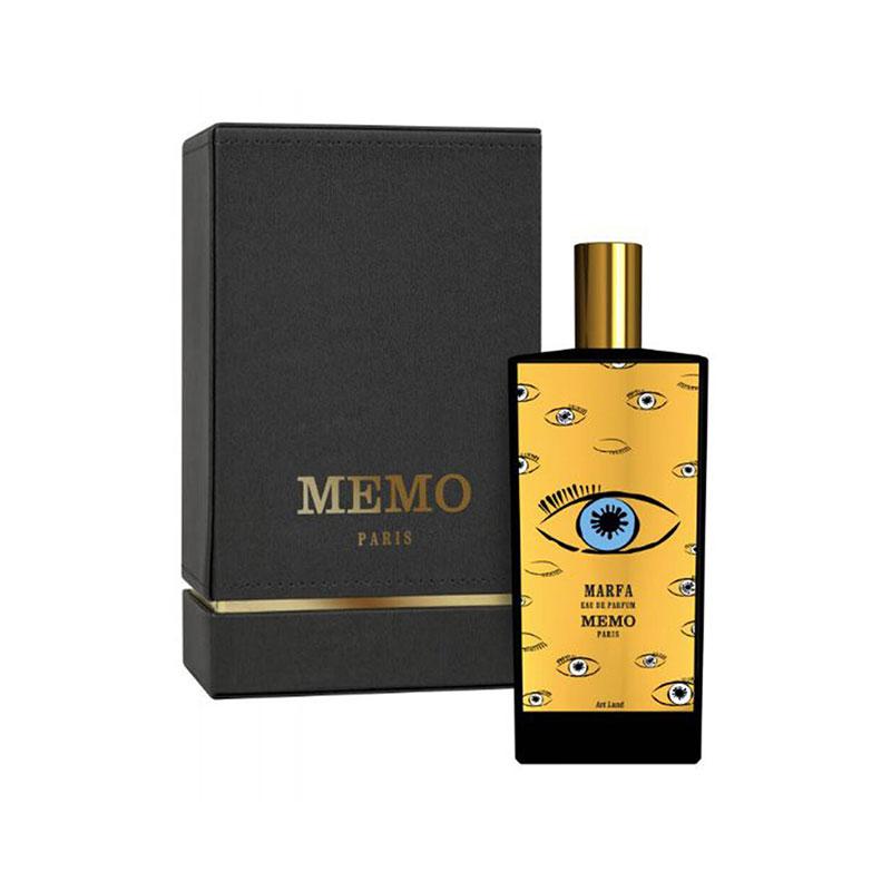 عطر ادکلن ممو مارفا زنانه و مردانه (Memo Marfa)، از محبوب ترین عطرهای لوکس برند فرانسوی ممو پاریس است.
