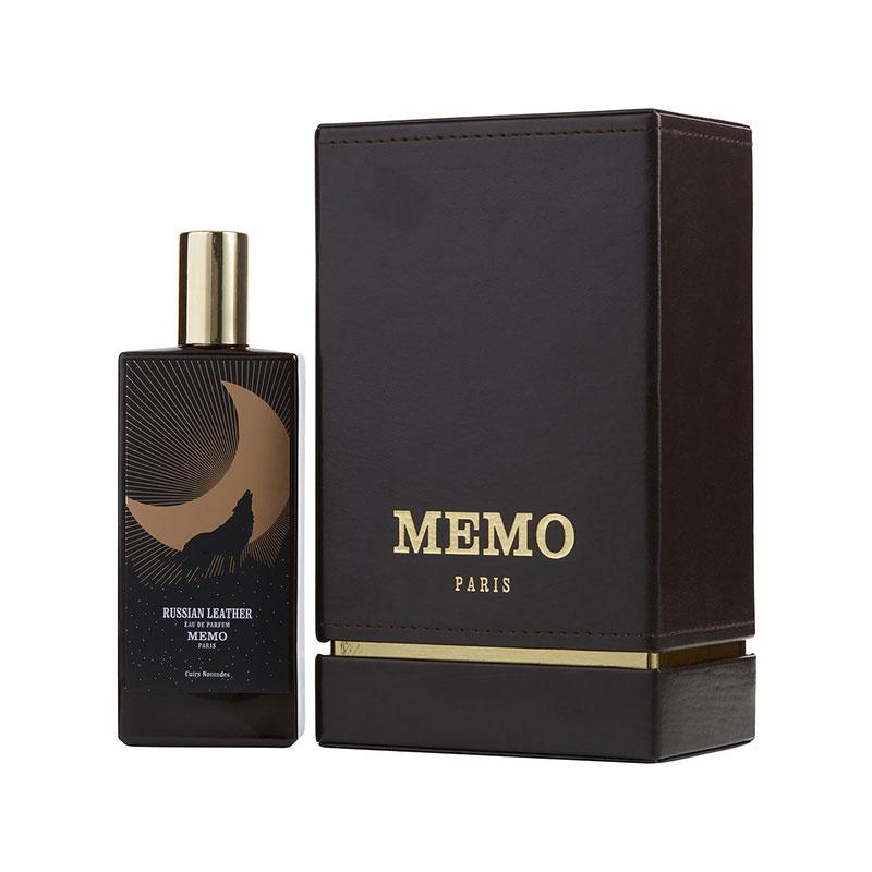 عطر ادکلن ممو راشن لدر زنانه و مردانه (Memo Russian Leather)، محصولی از برند فرانسوی و لاکچری ممو پاریس است که در سال 2016 میلادی تولید شده است.