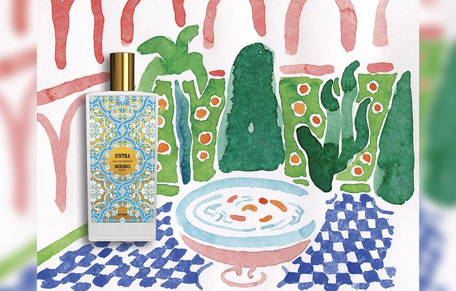 عطر ادکلن ممو سینترا یک عطر گرم و شیرین است.