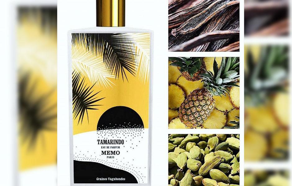 عطر ممو تاماریندو در گروه بویایی شرقی ادویه ای قرار گرفته است