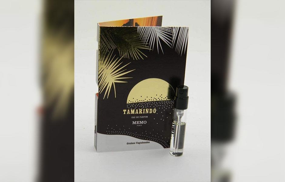 سمپل ممو تاماریندو در گروه بویایی شرقی ادویه ای قرار گرفته است