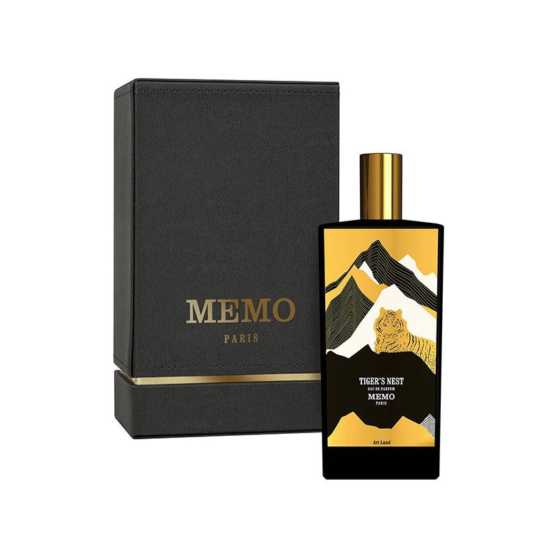 عطر ادکلن ممو تایگرز نست زنانه و مردانه (Memo Tiger's Nest)، یک عطر نیش از برند فرانسوی ممو پاریس است.
