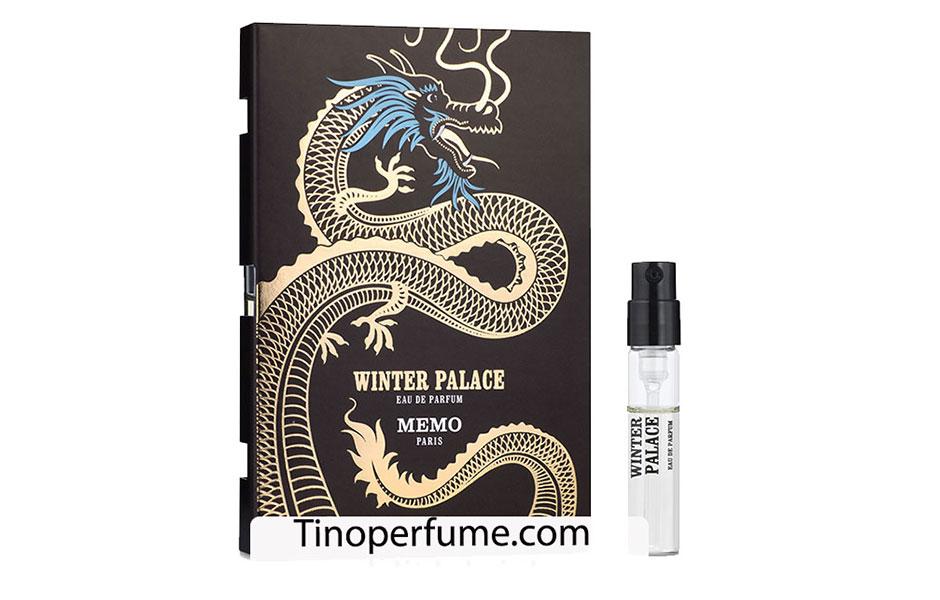 Memo Winter palace Sample در گروه بویایی معطر گیاهی قرار گرفته است